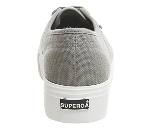 Down 2790 Zapatillas Sage And Gris Linea Mujer Para Superga Sm38 Up grey acotw fwX44q