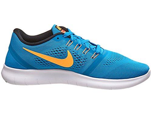 bl Lsr RN Orng Free Laufschuhe Nike blk Cyan Hrtg Herren 46 Sprk Blau EU Grün vxUTwqETO