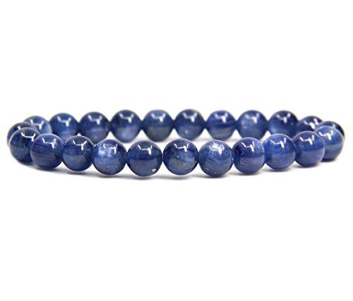8 Mm Gemstone Bracelet - 8
