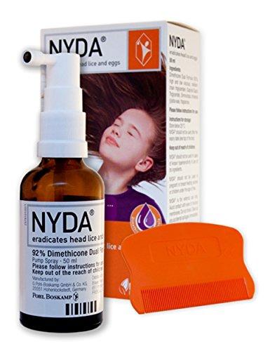 NYDA 50ml (92% Dual Formula Dimeticone)