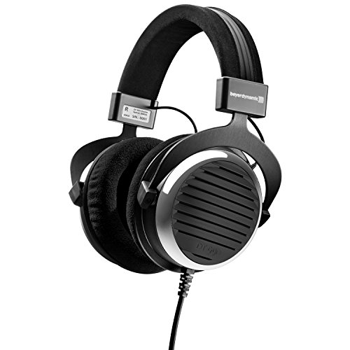 BeyerDynamic DT 990 Premium 600 Ohm Over-Ear Headphones - Brushed Chrome Limited Edition by beyerdynamic (Image #4)