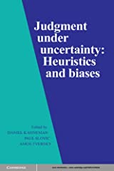 Judgment under Uncertainty: Heuristics and Biases (English Edition) eBook Kindle