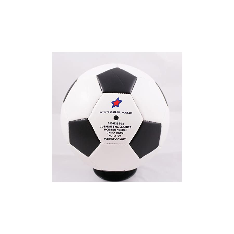 Custom Personalized Soccer Ball Ships in 1 Day, High Resolution Photos, Logos & Text on Soccer Balls for Players, Trophies, MVP Awards, Coaches, Personalized Gifts