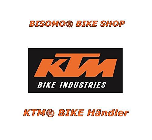 KTM Fahrrad Gepäckträger Doppel Tasche - 2x 32 Liter - Tragegriff