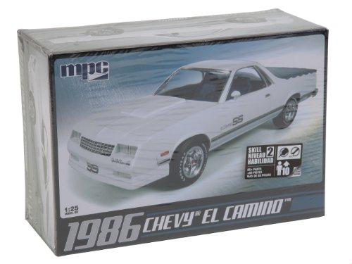 1/24 '86 Chevy El Camino (El Camino Model Kit compare prices)