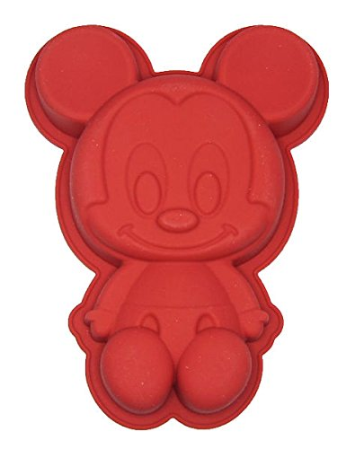 Baby Mickey Mouse 6.5 inch Cupcake Treat Silicone
