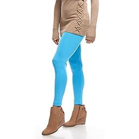 - 41WmNRAozIL - LMB | Seamless Full Length Leggings | Variety Colors | One Size
