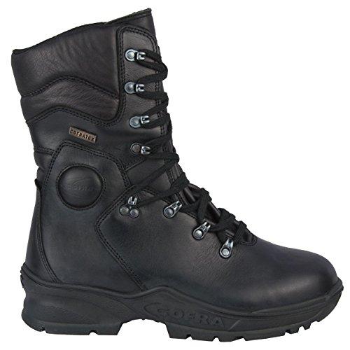 "Cofra 21660–001.w39Tamaño 39""Fire parada"" zapatos de seguridad, color negro"