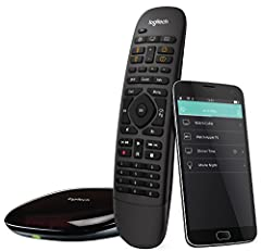 Logitech Harmony Home Control integrates connected lights, locks, binds, thermostats, sensors, home entertainment devices, and more-all controllable from your Harmony remote or mobile app. System Requirements: Wi-Fi: Supports 802.11g/n WPA Pe...
