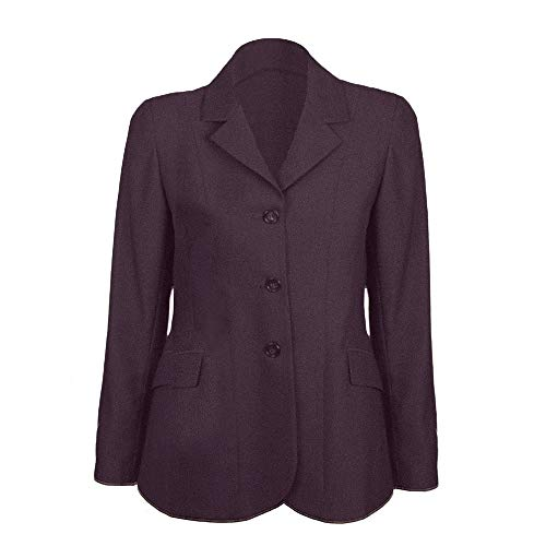 (ERS Ovation, Sport Ladies Riding Jacket Wine Large)