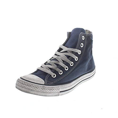 Canvas Converse Smoke All Star Alte Navy In High Uomo Blu LTD EU Taylor Sneakers 42 Chuck Tela xzArwYqz