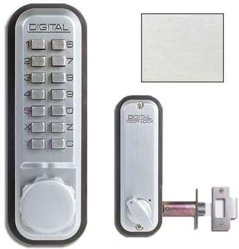2230SCDC Mechanical, Keyless Latch Lock