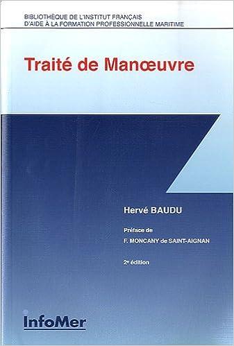 Livres Epub à télécharger Traité de manoeuvre by Hervé Baudu PDF