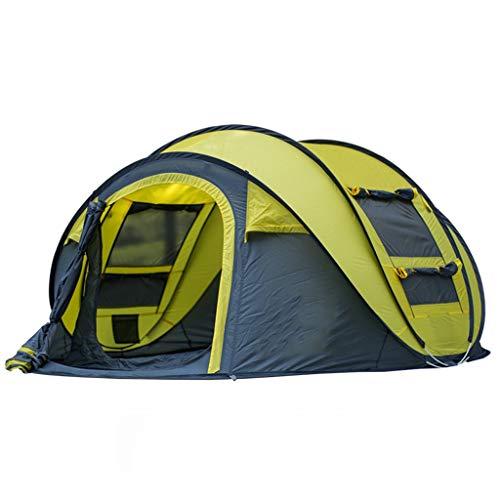 童謡愛国的なコーデリアASdf 屋外防水テント自動屋外3-4人キャンプ投げ速度オープン口座を開くオックスフォード布キャンプテント
