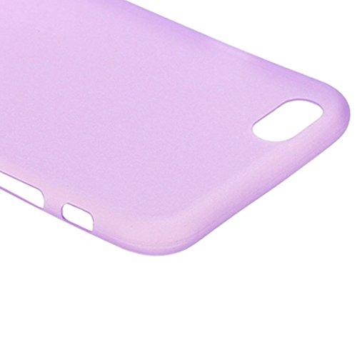THESMARTGUARD ORIGINAL iPhone 6S / 6 Hülle (4.7 Zoll) / Schutzhülle / Case in lila aus robustem Polycarbonat