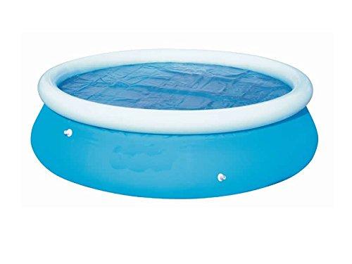 Solar Lona 244 cm Pool térmica lona Pool lona redonda 244 cm ...