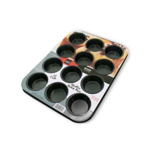 Muffin Bake Pan - (10 Pack)