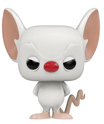[Funko Pinky & The Brain Pop Animation Figure] (Pinky Brain Costume)