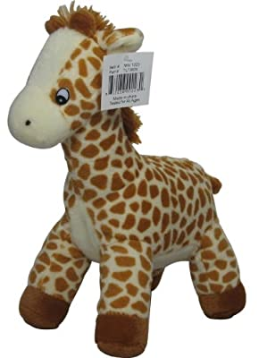 Cuddlee Pet Soft Plush Stuffed Toy Animal - Giraffe 10 from Imperial