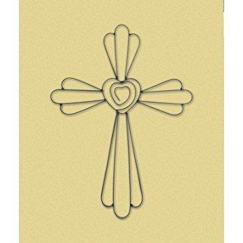 VERDUGO GIFT Faith and Love Wall Cross ()