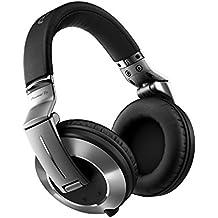 Pioneer DJ DJ Headphone, Silver (HDJ-2000MK2-S)