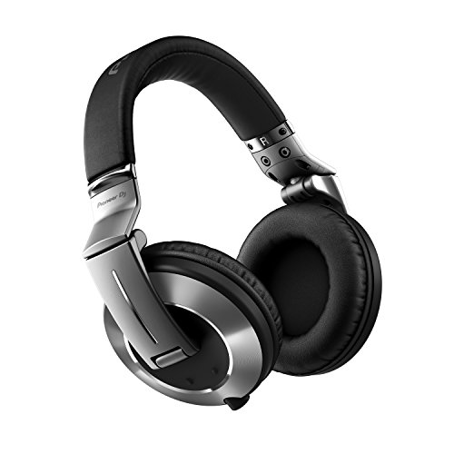 Headphones Silver Headphones (Pioneer DJ DJ Headphone, Silver (HDJ-2000MK2-S))