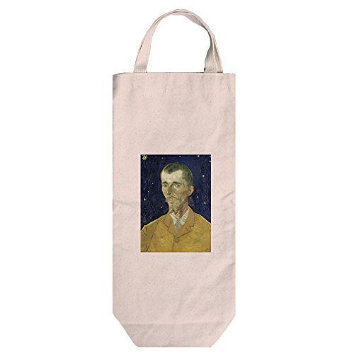 Eugene Boch (Van Gogh) Cotton Canvas Wine Bag Tote With Handles Wine - Shopping Eugene Or In