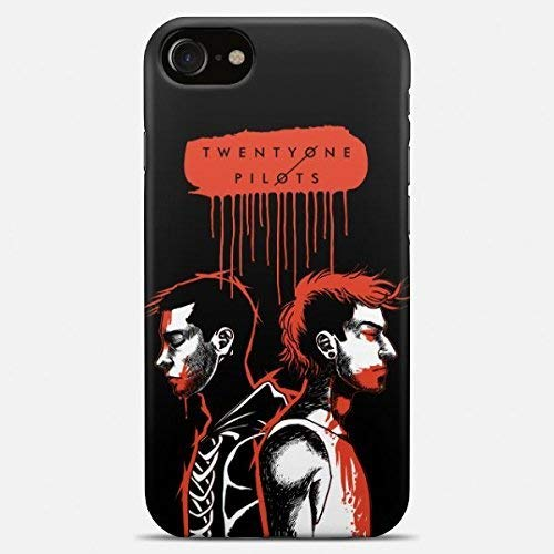 Inspired by Twenty one pilots phone case Twenty one pilots iPhone case 7 plus X 8 6 6s 5 5s se Twenty one pilots Samsung galaxy case s9 s9 Plus note 8 s8 s7 edge s6 s5 note gift art cover poster print