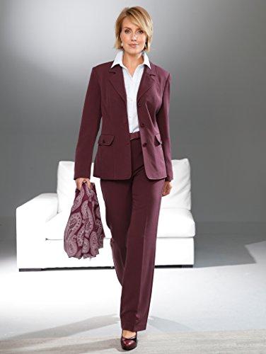 Damen Hose mit Bügelfalte 56 by Paola