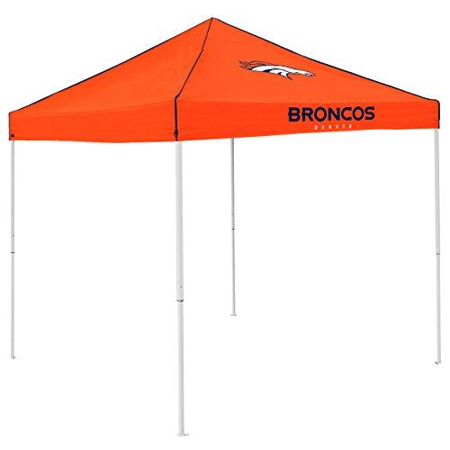 Denver Broncos Football Pop Up Canopy Tent For Sale