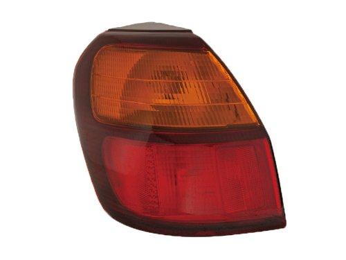 Subaru Outback Wagon 00 01 02 03 04 Tail Light Lamp With Bulb Lh - Legacy Subaru 2001 Wagon