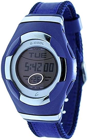 Casio Gc101b-6v Reloj Digital para Mujer Colección G-Shock Caja De Resina Esfera Color Gris: Amazon.es: Relojes