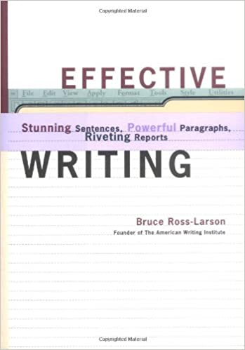 effective writing definition Army's definition of effective writing: writing that can be understood in a single rapid reading and is generally free of errors in grammar, mechanics, and usage5 the order is a quick read, and the text appears generally.