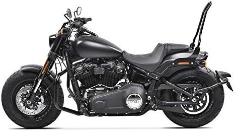 Craftride Sissy bar CSL Fix for Harley Fat Bob 114 18-20 with luggage rack black