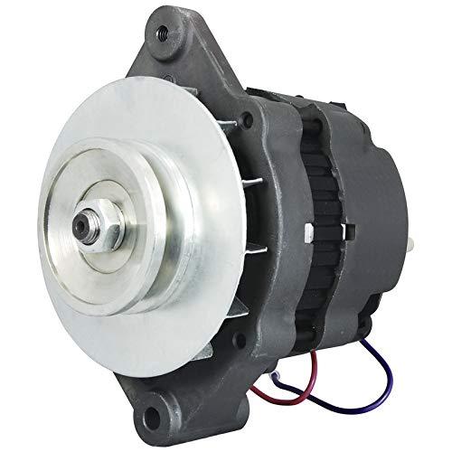 - New Alternator SAEJ1171 For Mercruiser PCM Pleasurecraft OMC Inboard Replaces OEM Mando & Motorola A000B0331 AC155603 AC155604 AC155614