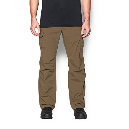 Tactical Armor - Under Armour Men's Storm Tactical Patrol Pants, Coyote Brown/Coyote Brown, 32/30