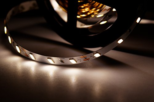 MARSWELL CRI 90+ LED Strip Lights Neutral White 4000K-4500K Daylight SMD5630 Non-waterproof