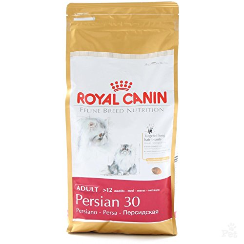 Royal Canin Adult Complete Cat Food for Persian Cat 2kg (4.4 pounds)