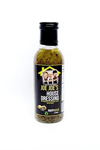 (Joe Joe's Salad Dressing (Poppy Seed))