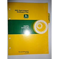 John Deere 2800 Semi-Integral Moldboard Plow Parts