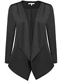 Amazon.com: Black - Blazers / Suiting & Blazers: Clothing, Shoes ...