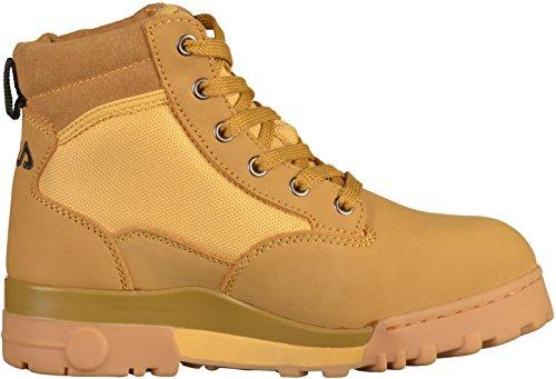 Fila Damen Grunge Mid Wmn Sneakers Chipmunk (4010281.edu)