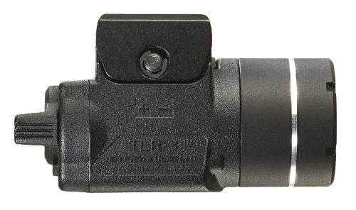 Streamlight 69221 TLR-3 Weapon Mounted Tactical Light with USP Compact Clamp