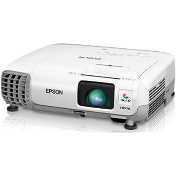 Epson PowerLite 98, XGA Resolution, 3LCD Projector