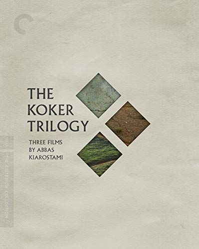 The Koker Trilogy (Where Is the Friend's House?/And Life Goes On/Through the Olive Trees) (The Criterion Collection) [Blu-ray]