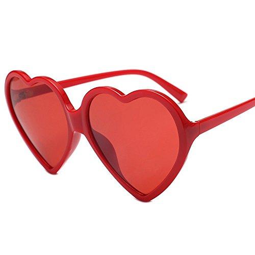 Retro Sol Gimmy Ladies do Gafas Gafas AC B Love De Sol Glasses Goggles De JUNHONGZHANG fxtnqg0