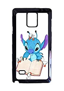 Engood Design Stitch With Ducks Case Durable Unique Design Hard Back Case Cover For Samsung Galaxy Note 4 New