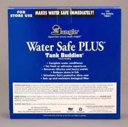 Jungle Laboratories Watr Safe Plus Tank Buddies 100 Tab ()