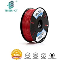 Tesseract 1.75mm PLA 3D Print Filament 1Kg (Red)