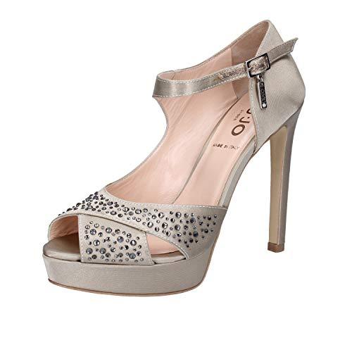 Textiles Champán Sandalia Liu Jo Mujer Fibras S16035t0380 Shoes 0APxHxFqY